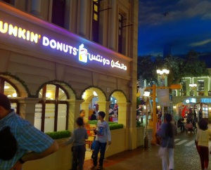 Kidzania in the Dubai Mall